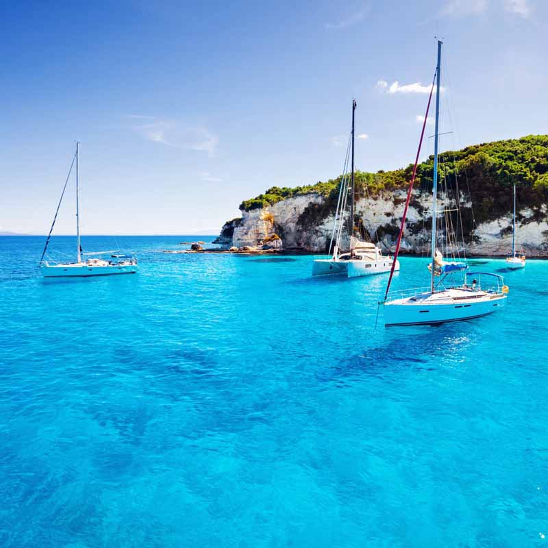 Kastraki Epavlis Luxury Villa Holidays in Corfu Greece